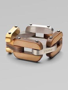 Bracelet |  Fendi Designs
