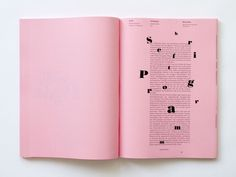 Today we found an amazing project by a young gun working for Dojo as a Junior in Berlin called Tony Zibietzki. He made a book about within a project in his university called Typografie Standard – Typography Standard. About the book The 200 site strong compendium is evolved in the 5th semester at the University …