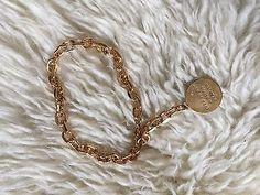 "NEW CC Skye Gold ""This is Not a Blood Diamond"" Charm Chain Bracelet - http://designerjewelrygalleria.com/cc-skye/new-cc-skye-gold-this-is-not-a-blood-diamond-charm-chain-bracelet/"