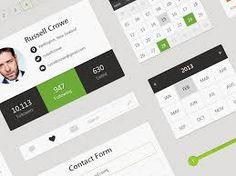 flat web design - Cerca con Google