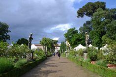 The Giardino #Corsini in Florence, #Tuscany