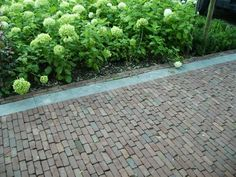 1000 images about idee n oprit on pinterest clay pavers tuin and met - Terras rand idee ...