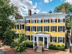 1224 30th St NW, Washington, DC 20007 | MLS #DCDC521836 | Zillow Salvatore Boarding House, English Manor, Washington Dc, Acre, Real Estate, Architecture, House Styles, Building, 30th