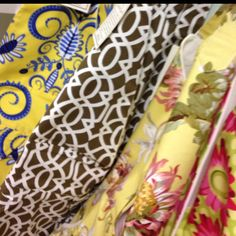 elizabethW aprons available at I'm Just Sayin Gifts & More at Broadway & Waterloo in Edmond