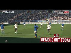 ¡Atención! El demo de #PES2014 ya está disponible para #PS3, mañana estará para #Xbox360.