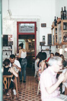 Taverna i Lissabon