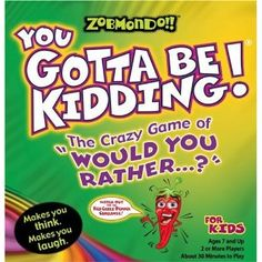 """Not going to lie - the questions in this game are kinda gross, but not inappropriate.  I do have to say my middle school boys like to play this.  Again, helps as a """"getting to know you"""" activity and is also something that loosens everybody up and gets student laughing."""