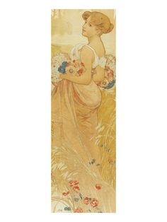 Alphonse Mucha, Wall Art and Home Décor at Art.com