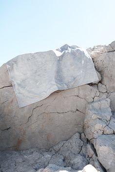 'concrete' blanket