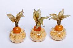Verrine de tangerina - Lana Bandeira