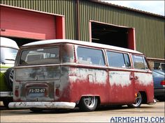 AirMighty.com : The Aircooled VW Site - Visit at: 'Type 2 Detectives' (T2D & T3D)