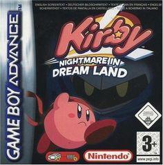 Kirby Nightmare in Dream Land