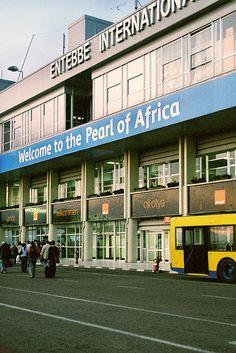 pearl of africa - Entebbe, Kampala