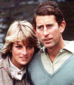 Princess Diana & Prince Charles on their honeymoon in 1981