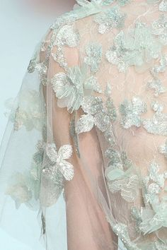 Elie Saab SS2012 Couture