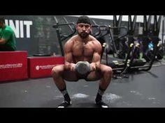 Full Body Single Kettlebell Flow - YouTube