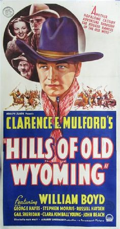 Hills of Old Wyoming on IMDb: Movies, TV, Celebs, and more. Western Film, Old Western Movies, Artist Film, Young John, Event Photos, Film Posters, Vintage Movies, Feature Film, American Actors