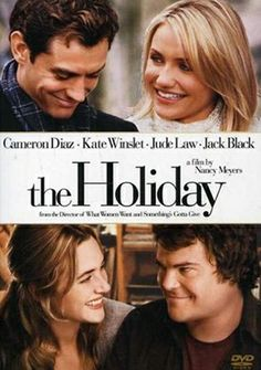 5x romantische kerstfilms die je zonder man wilt kijken, The Holiday