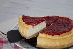 Cheesecake tradicional, receta sin azúcar - Sabrina´s Sea of Colors Healthy Cake, Healthy Recipes, Sin Gluten, Gluten Free, Chocolate Brownies, Sugar Free, Cupcake Cakes, Food And Drink, Keto