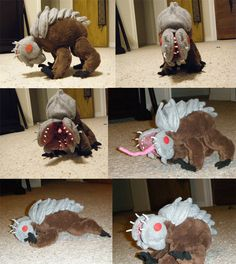 Skag plushie. So much want. So much need.