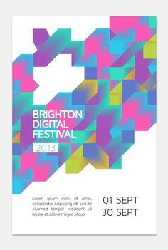 BDF 2013 Proposal by Pablo Álvarez , via Behance