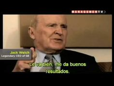 Jack Welch - 4 tipos de managers