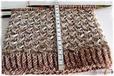 Suvikumpu: The PiPO-ohje Knitted Hats, Monogram, Michael Kors, Knitting, Pattern, Diy, Bags, Minecraft, Fashion