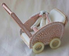 how to: 1:12 scale baby carriage (with link to tutorial here: http://kotisivu.surffi.net/~nukke/nukenvaunut2.html)