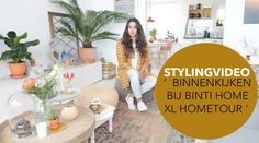 A beautiful and stunning home tour. Yeey! Eindelijk staat de video online. Een XL hometour video, binnenkijken in mijn eigen huis! Finally this video is online : A XL hometour video from my own home! XL Hometour binnenkijken bij een ...