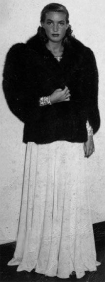 Little Edie (Beale). My hero. An eccentric who lived in Grey Gardens with her likely insane mother.