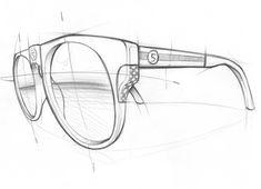 Image result for glasses sketch
