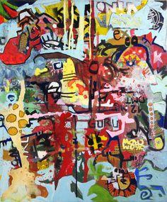 "Saatchi Online Artist ziegler pierre; Painting, ""CDB - Orion"" #art"