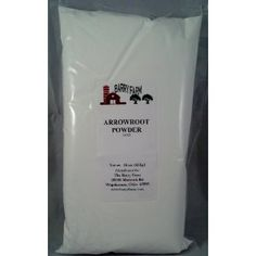 Arrowroot powder is becoming an essential part of my pantry due to gluten and allergy issues that so many have. And it's wonderful for sauces and gravies and soups and puddings. I can also buy it in bulk at local food stores and co-ops. Just don't use it at high temperatures! Ever.