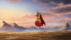 Airbenders arrive in style. | Real Smoooooth | Book 3: Change | The Legend of Korra | Avatar | (gif)