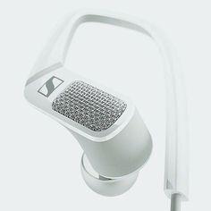Sennheiser Ambeo Smart Headset See more at transfer.design #transferdesign #design #blog @sennheiser #headphones #headset #audio #hifi #speakers See more great design at www.transfer.design