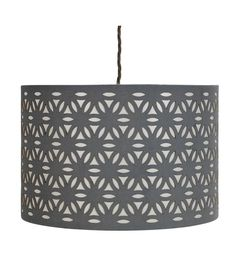 Buy living lotus polyprop shade white at argos your online buy heart of house hinto laser cut pendant shade grey at argos lamp shades aloadofball Images