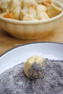 Nadlackie Halušky - Palachinka (Slovak Dessert Dumplings)