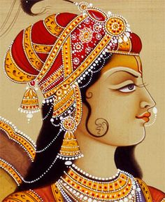 Noor Jhan was a strong charismatic and well educated woman, she is considered one of the most powerful and influential women of the century Mughal Empire at the peak of its power and supremacy. Mughal Paintings, Indian Art Paintings, Madhubani Painting, Mysore Painting, Rajasthani Painting, Indian Folk Art, India Art, Mural Art, Murals