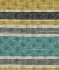 Robert Allen @ Home Mod Layout Jade Fabric - $17.4   onlinefabricstore.net