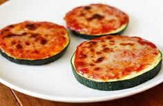 This low-carb snack recipe is great for parties, tailgating or just for snacking. Zucchini Pizza Bites