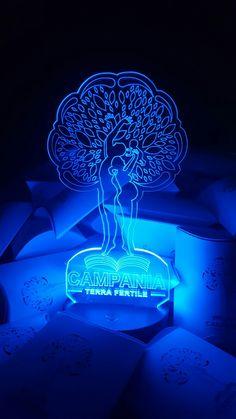 Led Blu Campania Terra