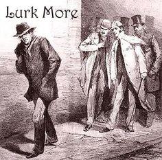 Lurk More. by KaPoTun.deviantart.com on @DeviantArt