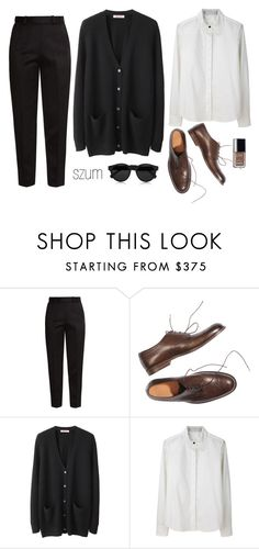"""260"" by szum ❤ liked on Polyvore featuring Raoul, Margaret Howell, Organic by John Patrick, Proenza Schouler, Chanel and Illesteva"