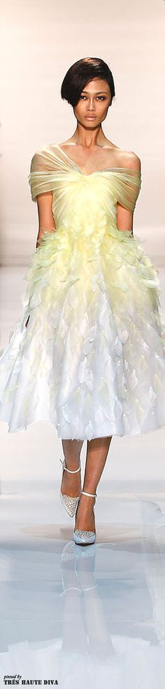 pastels.quenalbertini: Georges Hobeika SS 2014 Couture