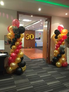 Noddy Figure Balloon Display Milton Keynes Balloon Children - Childrens birthday parties in milton keynes