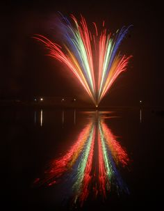 Reflections by EpicFireworks.com