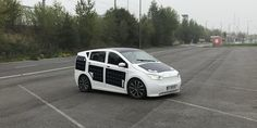 Image result for city car Sion Solar City Car