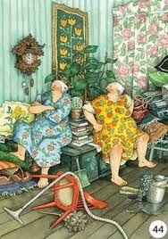 Картинки по запросу веселые старушки инги Леек