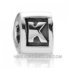 http://www.nikejordanclub.com/pandora-letter-k-silver-alphabet-bead-clearance-sale-discount.html PANDORA LETTER K SILVER ALPHABET BEAD CLEARANCE SALE DISCOUNT Only $19.20 , Free Shipping!