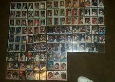 Basketball card lot of 116 nba all star cards no duplicates